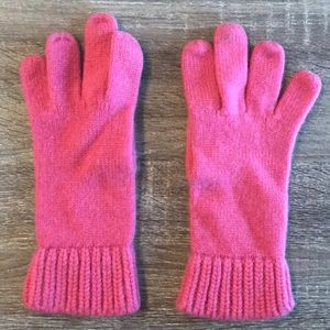 Banana Republic 100% Cashmere Gloves